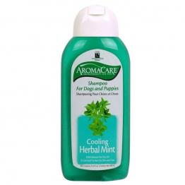 Шампунь травяной (концентрат 1:32) PPP AromaCare Cooling Herbal Mint, 400мл