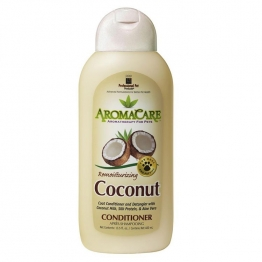Кондиционер (концентрат 1:32) PPP AromaCare Coconut Milk and Aloe, 400мл