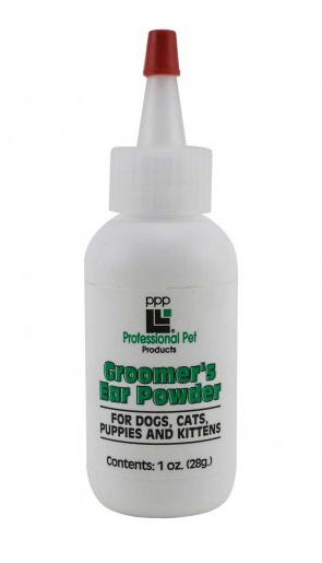 Грумерская пудра для ушей PPP Groomer Ear Powder, 28 гр