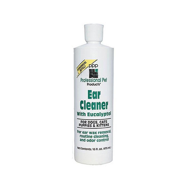 Лосьон для ушей PPP Ear Cleaner with Eucalyptol, 118мл