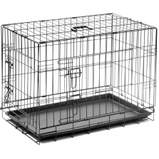 Клетка для собак №3 (75х48х53см),  V.I.Pet 6003