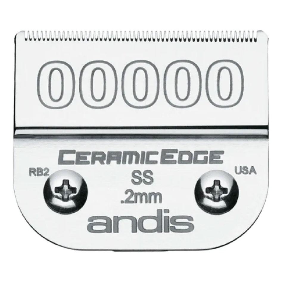 Нож Andis 0.2 мм керамический, стандарт A5
