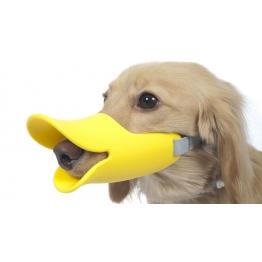 """Номордник для собак силиконовый """"Уточка"""""""