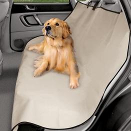 Автомобильная подстилка для собаки на сидение (142х130см),  PetZoom, АЦ