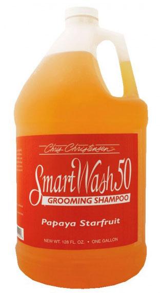Шампунь с ароматом папайи (концентрат 1:50), Chris Christensen Papaya Starfruit, 3.8л