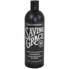 Шампунь для удаления запахов и пятен мочи, Chris Christensen Saving Grace, 473мл
