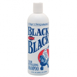 Шампунь для темной шерсти Chris Christensen Black on Black, 473мл