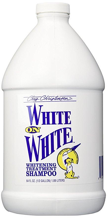 Шампунь отбеливающий Chris Christensen White on White, 3.8л