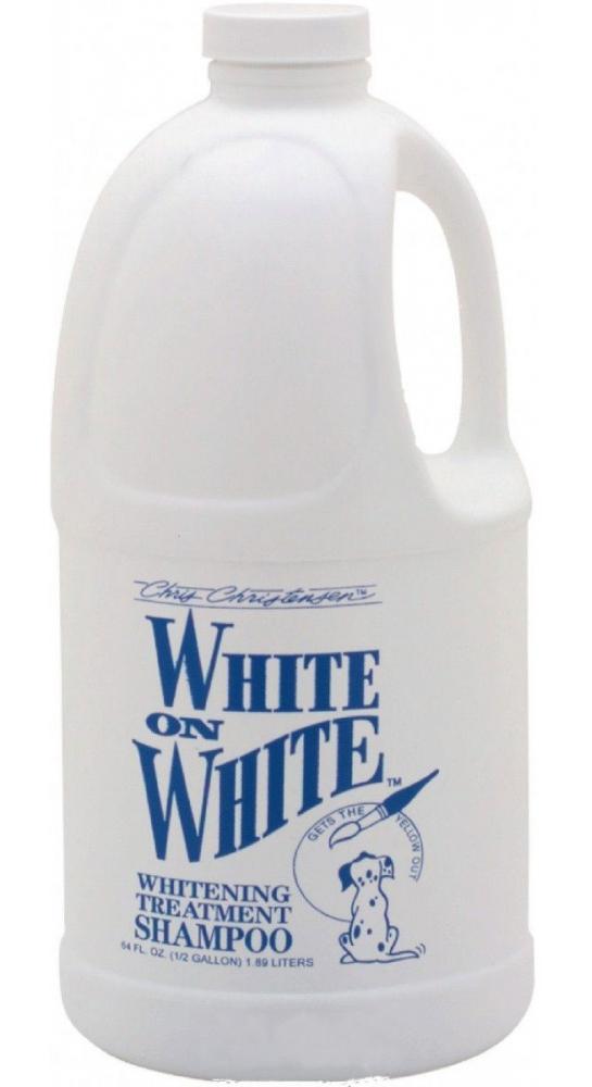 Шампунь отбеливающий Chris Christensen White on White, 1.9л