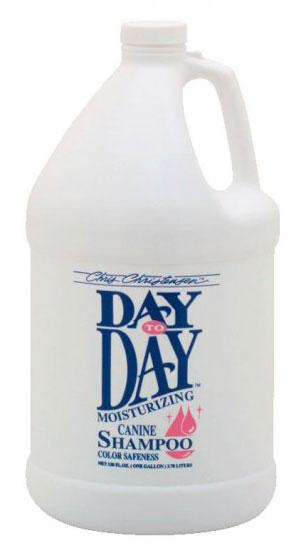Шампунь увлажняющий (концентрат 1:8) Chris Christensen Day to Day Moisturizing 3.8л