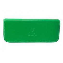 Чехол-книжка на 2 ножниц, зеленый DIMI Green 2