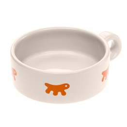 Керамическая миска для маленьких собак и кошек (0.3л), Ferplast Cup