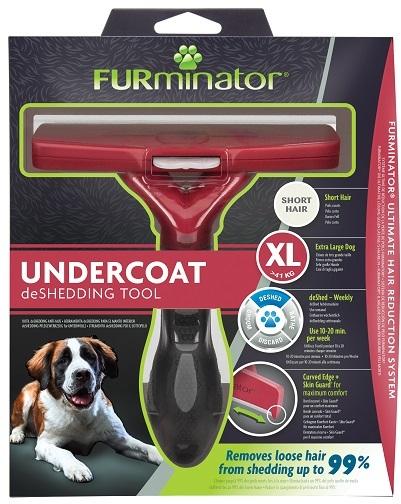 Фурминатор для гигантских собак с короткой шерстью, FURminator XL