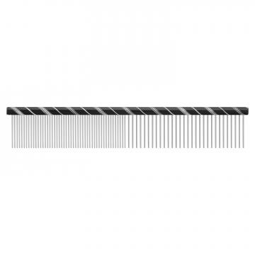 Расчёска с градуировкой 25 см с зубчиками 3,4 мм, GRODO IC502-A