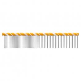 Расчёска с градуировкой 16 см с зубчиками 2,6 мм, GRODO IC502-B