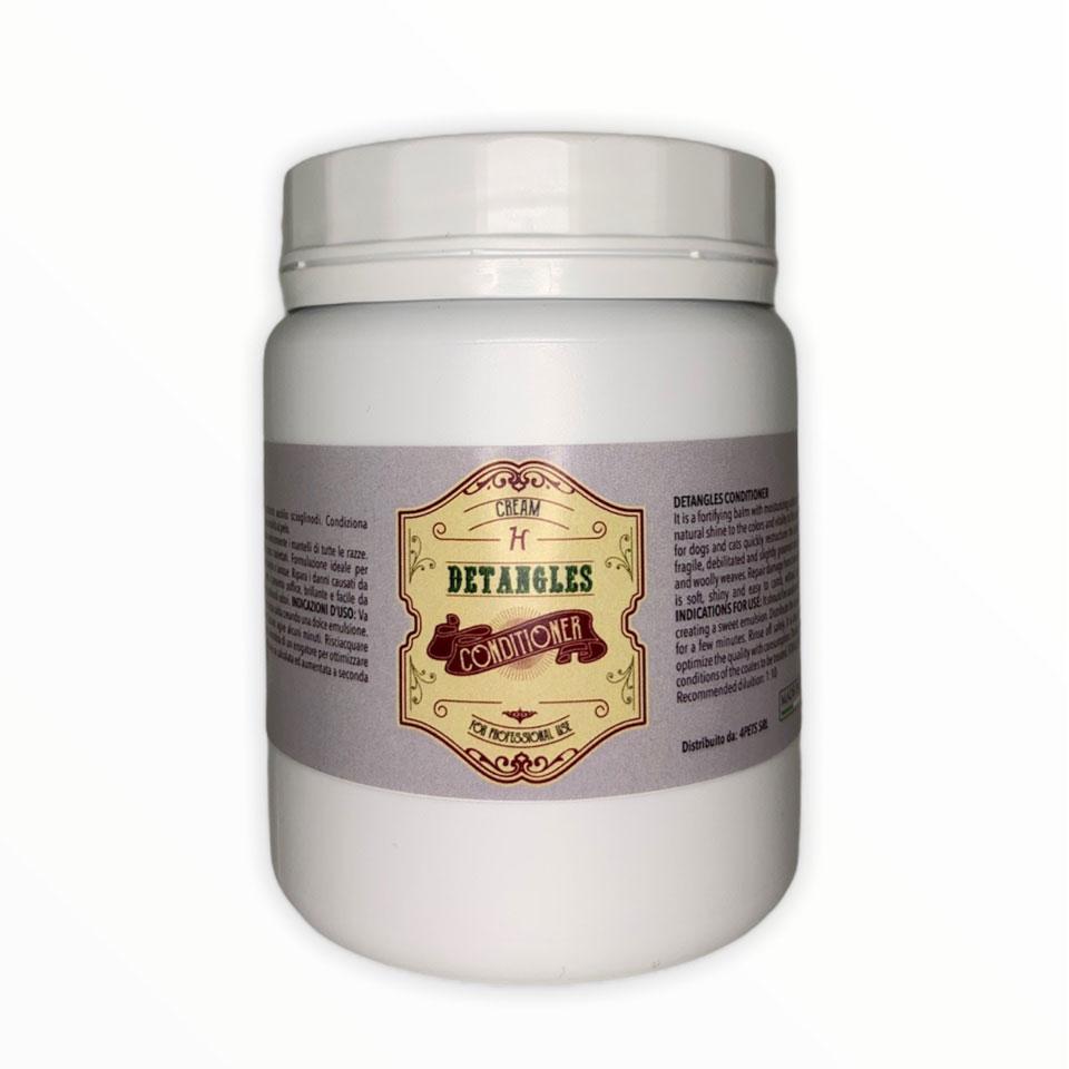 Крем антиколтунный восстанавливающий (концентрат 1:10) H-Project Detangles Cream, 250мл