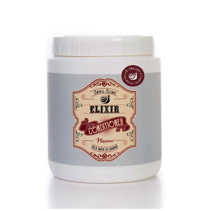 Кондиционер с муцином улитки (концентрат 1:10) H-Project Elixir Cream, 1л