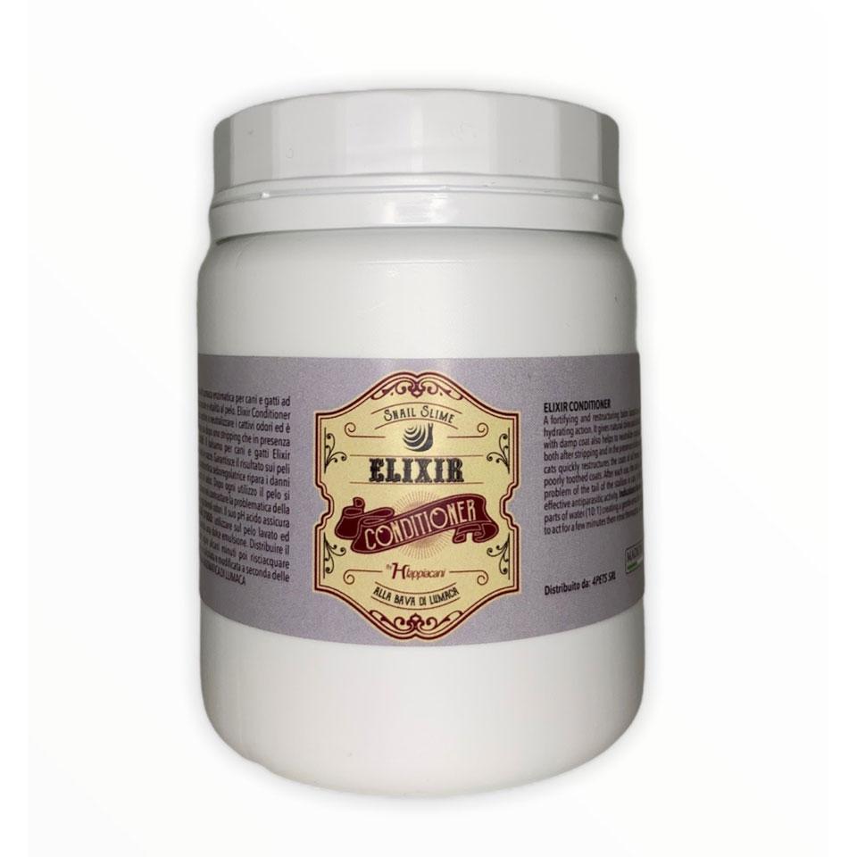 Кондиционер с муцином улитки (концентрат 1:10) H-Project Elixir Cream, 250мл