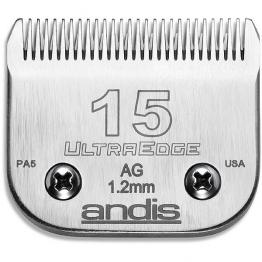 Нож Andis UltraEdge #15 (1,2мм), стандарт А5