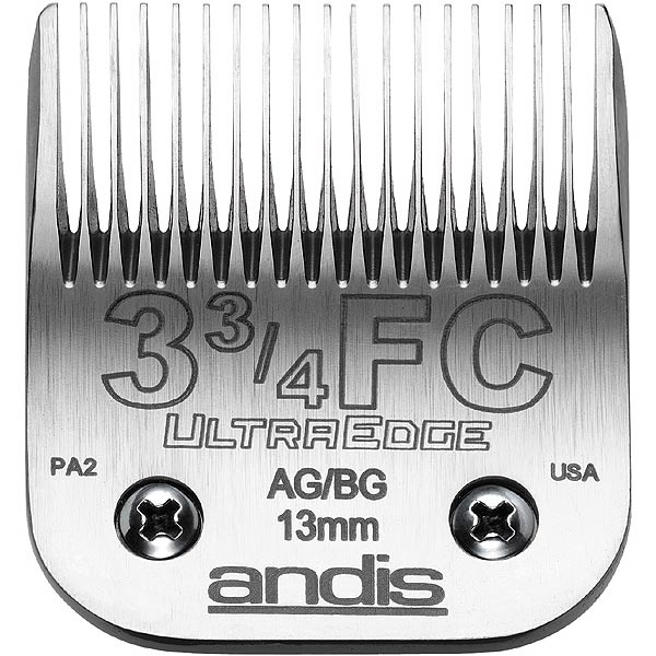 Нож Andis UltraEdge #3,3/4 (13мм), стандарт А5