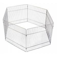 Вольер металлический 6-секций, (60х60, 6шт)