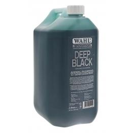 Шампунь для яркости цвета шерсти (концентрат 1:15) Wahl Deep Black, 5л