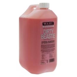 Шампунь для глубокого промывания (концентрат 1:32) Wahl Dirty Beastie, 5л
