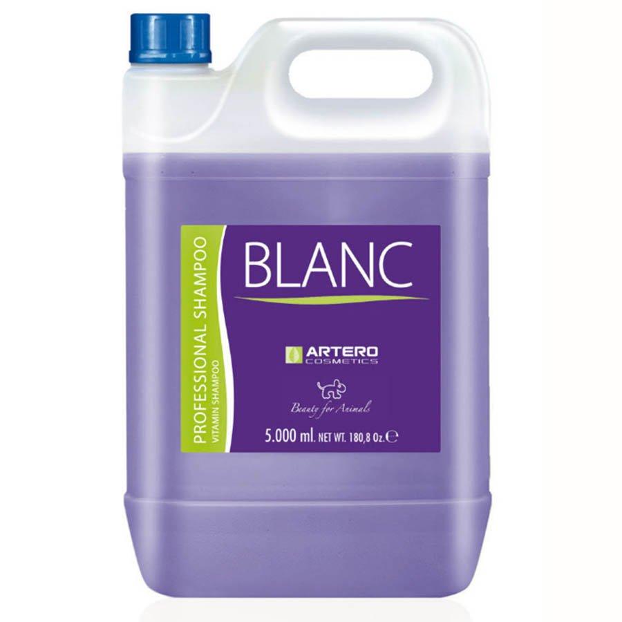 Шампунь для животных для светлой шерсти (концентрат 1:5) Artero Blanc, 5л