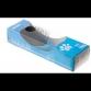 Щетка овальная односторонняя профессиональная (зуб 3 см) DeLIGHT 5333S