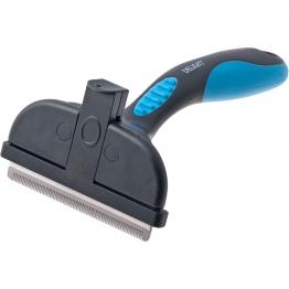Дешеддер самоочищающийся с кнопкой большой 79 зубов, DeLIGHT 62479L