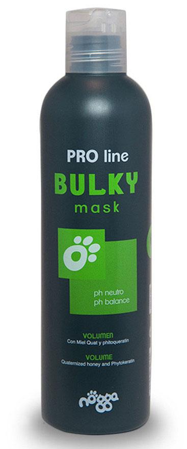 Маска для шерсти собак (концентрат 1:10) Nogga Pro Line Bulky, 250мл
