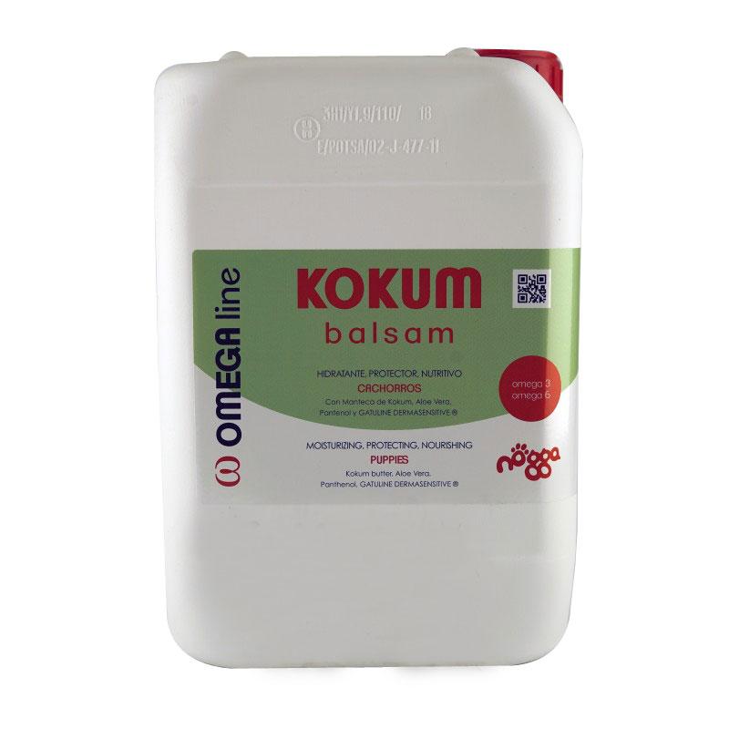 Бальзам питательный с маслом кокума для щенков (концентрат 1:10) Nogga Kokum, 5л