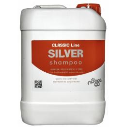Шампунь для собак, восстановление цвета (концентрат 1:10) Nogga Silver, 5л