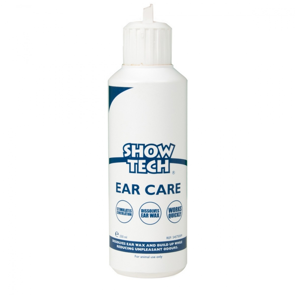 Лосьон для чистки ушей Show Tech Ear Care, 250 мл