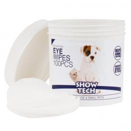 Гигиенические салфетки для глаз Show Tech Eye Wipes, 100шт
