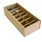 Коробка картонная для хранения 14 ножей, Show Tech