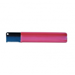 Нож для тримминга красный, 20 зубцов, Show Tech Fine 23STE006