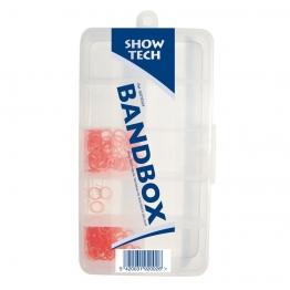 Коробочка-органайзер для резиночек и мелких предметов, 10 отделений, Show Tech Bandbox