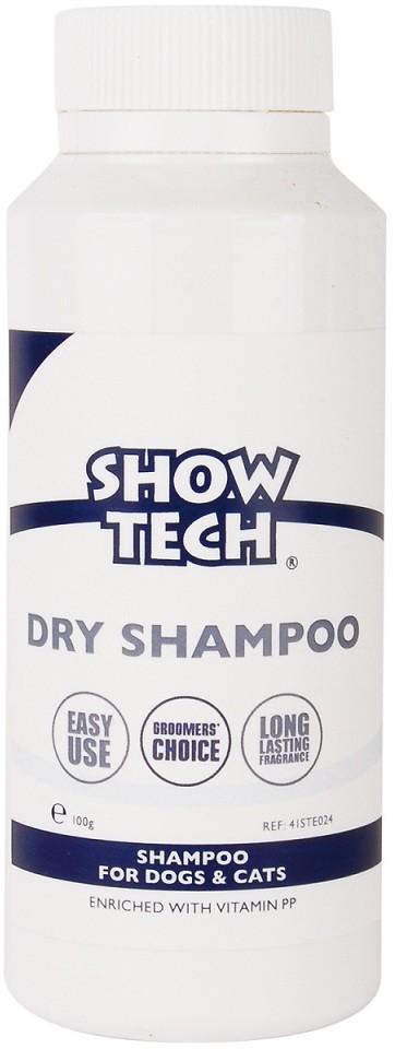 Сухой шампунь-пудра Show Tech Dry Shampoo, 100мл