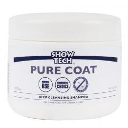 Очищающий шампунь для всех типов шерсти Show Tech Pure Coat, 250мл