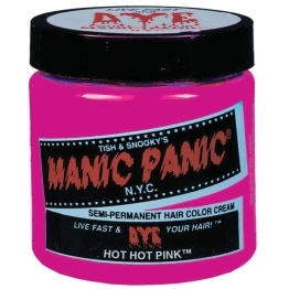 Полуперманентная краска для шерсти животных Manic Panic Hot Pink, 118мл