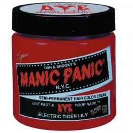 Полуперманентная краска для шерсти животных Manic Panic Tiger Lily, 118мл
