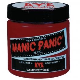 Полуперманентная краска для шерсти животных Manic Panic Vampire Red, 118мл