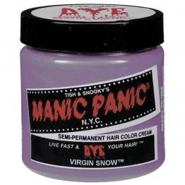 Полуперманентная краска для шерсти животных Manic Panic Virgin Snow, 118мл