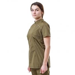 Блуза грумера, модель Pulsar Ниндзя, хаки Space Groom