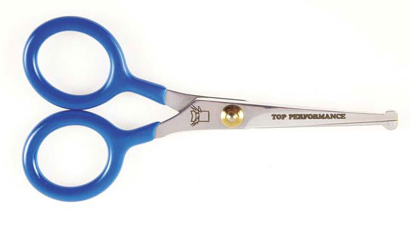 """Ножницы прямые, с закругленными кончиками Top Performance Ball Point 4"""" (TP12040)"""