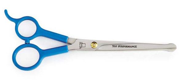 """Ножницы прямые, с закругленными кончиками Top Performance Ball Point 7.5"""" (TP44007514)"""