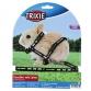 Шлейка с поводком для крольчат Trixie 6265
