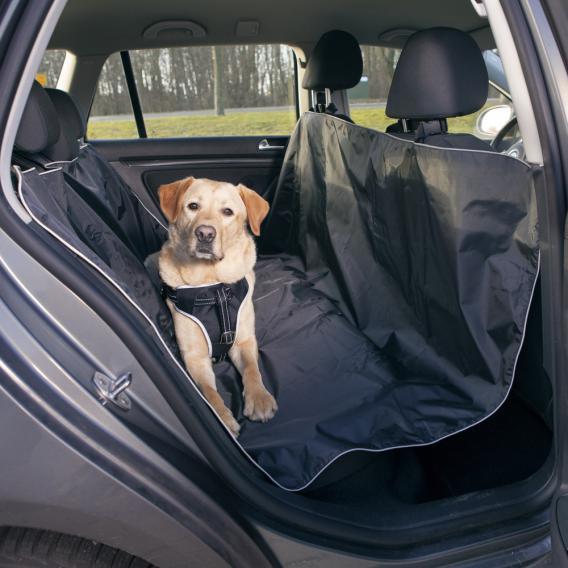 Автомобильная подстилка для собаки на сидение, Trixie 13472
