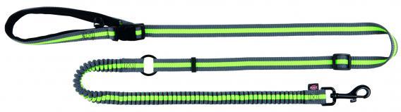 Поводок для пробежек с собакой (1.3–1.8м), Trixie 12763